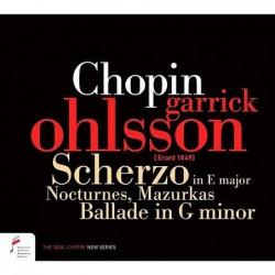 Fryderyk Chopin: Scherzo...