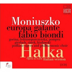 Stanisław Moniuszko: Halka...