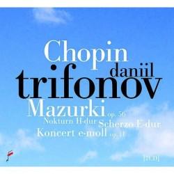 Fryderyk Chopin: Mazurkas...