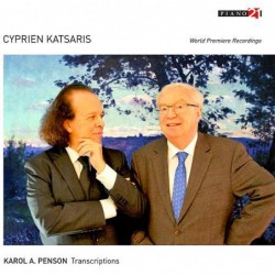 Transcriptions by Karol A....