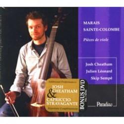 Pieces de viole [CD+DVD]