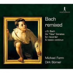 Bach remixed - J.S. Bach:...