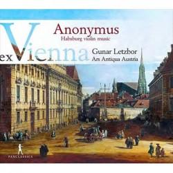Anonymus Habsburg violin music