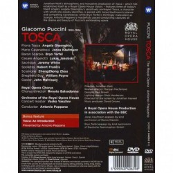 Giacomo Puccini: Tosca [DVD...