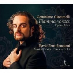 Giacomelli: Fiamma Vorace