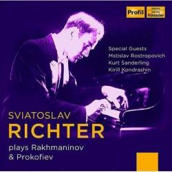 Sviatoslav Richter plays...