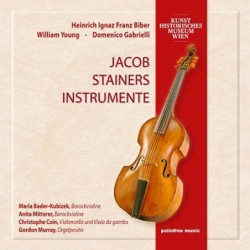 Jacob Stainers Instrumente...