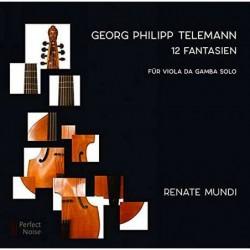Georg Philipp Telemann: 12...