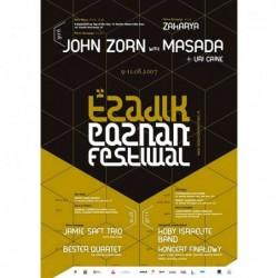Plakat do Tzadik Poznań...