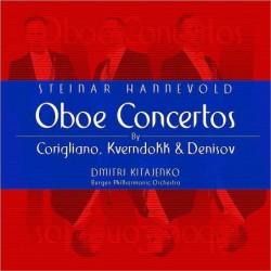 Contemporary Oboe concertos