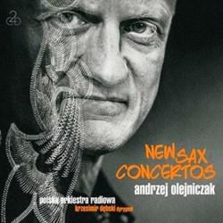 New Sax Concertos [2CD]