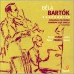 Bela Bartok: Violin...