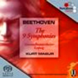Beethoven: The 9 Symphonies...