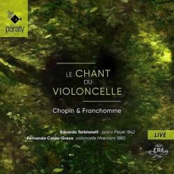 Le Chant du Violoncelle -...