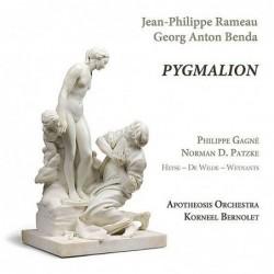 Rameau, Benda: Pygmalion