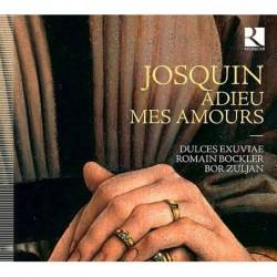Josquin Desprez: Adieu Mes...