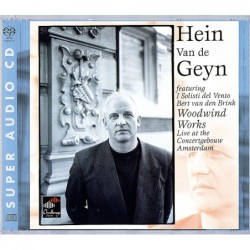 Woodwind Works [Hybrid SACD]