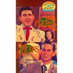 Chet Atkins and Webb Pierce...