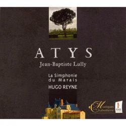 Jean-Baptiste Lully: Atys...