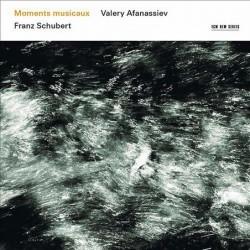 Schubert: Moments Musicaux...