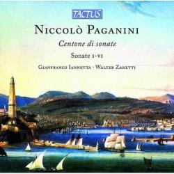 Nicolo Paganini: Centone di...