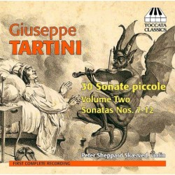 Giuseppe Tartini: 30 Sonate...