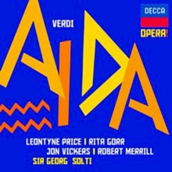 Giuseppe Verdi: Aida [2CD]