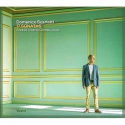 Domenico Scarlatti: 17 sonatas