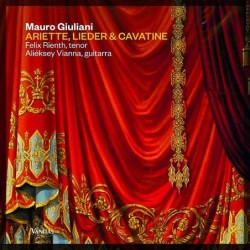 Mauro Giuliani: Ariette,...