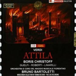 Giuseppe Verdi: Attila [2CD]