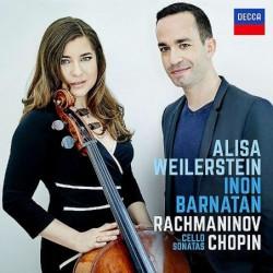 Rachmaninov / Chopin: Cello...