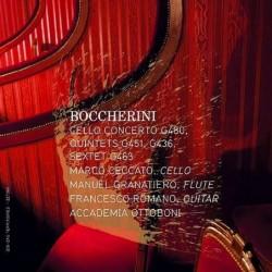 Luigi Boccherini: Cello...
