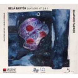 Béla Bartok: Quatuors a...