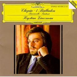 Chopin: 4 Ballades,...