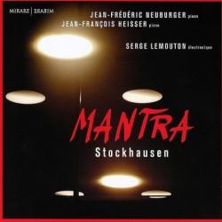 Karlheinz Stockhausen: Mantra