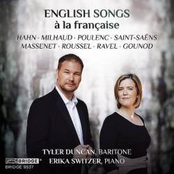 English Songs a la...