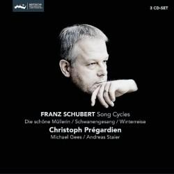 Franz Schubert: Song Cycles...