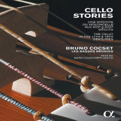 Cello Stories - music for...
