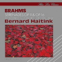 Johannes Brahms: Serenades...