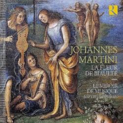 Johannes Martini: La fleur...