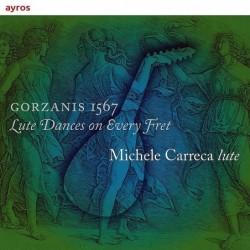 Gorzanis 1567 - Lute Dances...