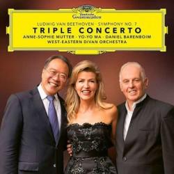 Beethoven: Triple Concerto,...