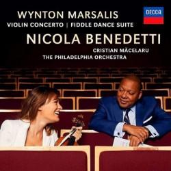 Wynton Marsalis: Violin...