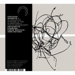 Thesauri inventio 1 & 2 [2CD]