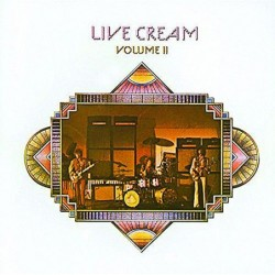 Live Cream Volume II [Vinyl...