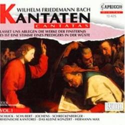 Wilhelm Friedemann Bach:...
