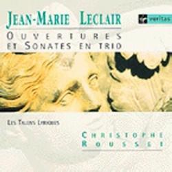Leclair: Overtures, Sonates...