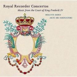 Royal Recorder Concertos...