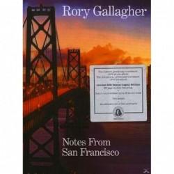 Notes From San Francisco...
