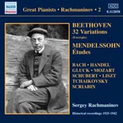 Sergey Rachmaninov: Solo...